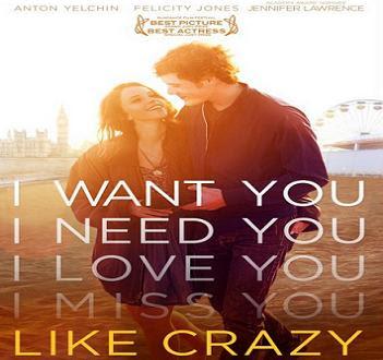 فيلم Like Crazy