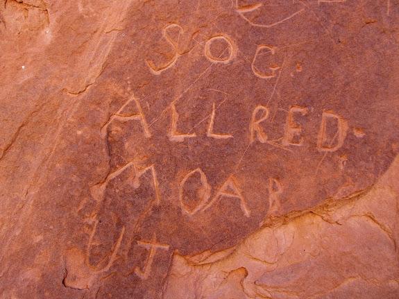 Sog Allred, Moab UT