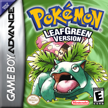 Pokemon – Leaf Green Version
