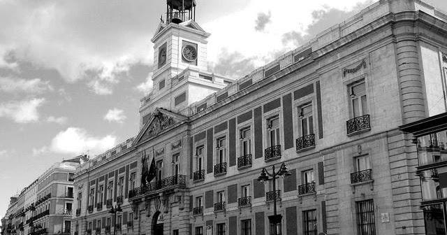 Real casa de correos viendo madrid for Correo real madrid