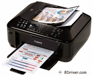 download Canon PIXMA MX515 printer's driver
