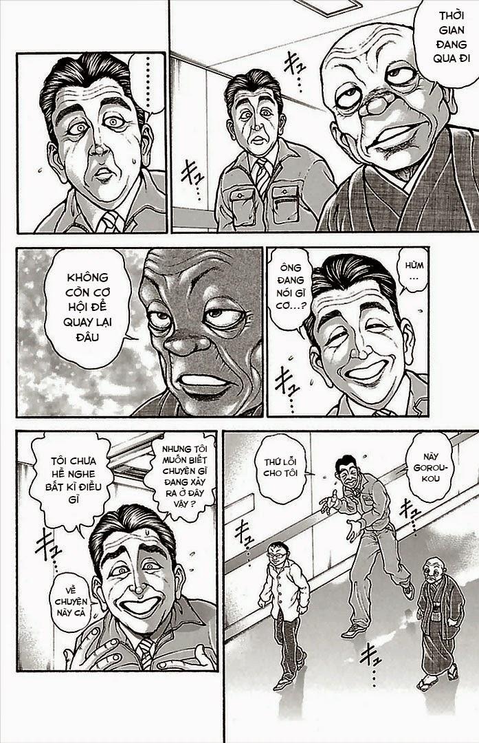 Baki Dou chap 4 page 12 - IZTruyenTranh.com