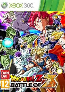 Dragonball Z Battle of Z   XBOX 360