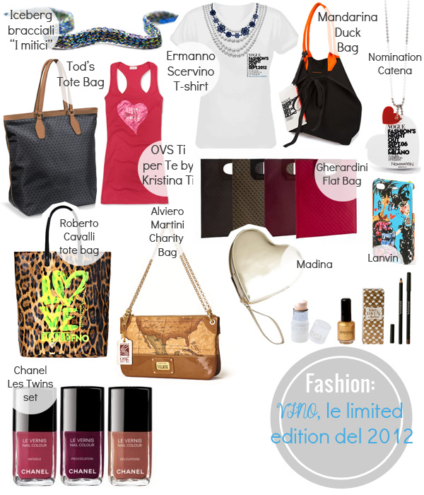 Fashion: VFNO, le limited edition del 2012
