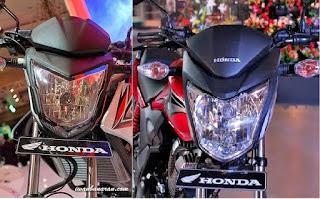 Honda Verza Modifikasi Monoshock