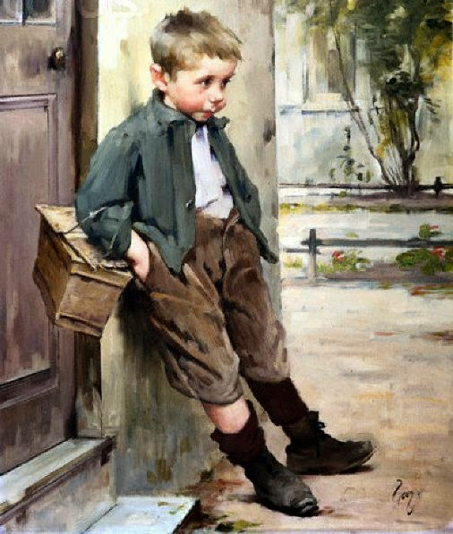 Henry Jules Jean Geoffroy - Out Of The Game