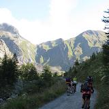 Agosto 2011 Tour del Monte Bianco