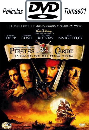 Piratas del Caribe 1: La maldición de la Perla Negra (2003) DVDRip