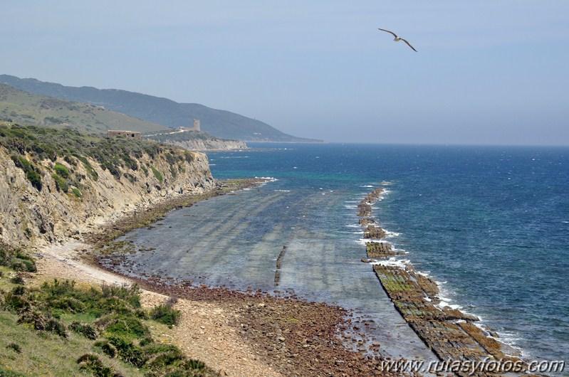 De Pelayo a Tarifa por la Colada de la Costa