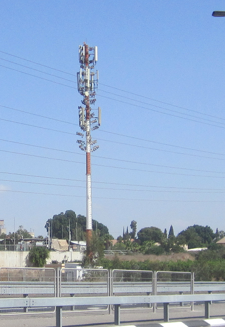 Cellphone antenna & masts - No Radiation (ELF/RF EMF/EMR