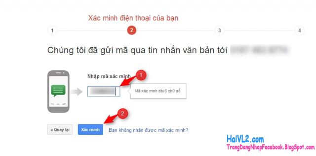 chống trộm tài khoản email gmail