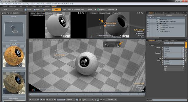 การสร้าง Material Preset เก็บไว้ใช้งาน Modomat15
