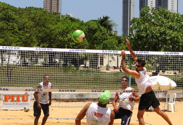 Vôlei de Praia do RN disputará o Campeonato Brasileiro de Seleções 2013