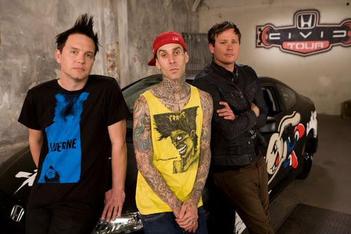 Behind The Scene Blink-182 Up All Night