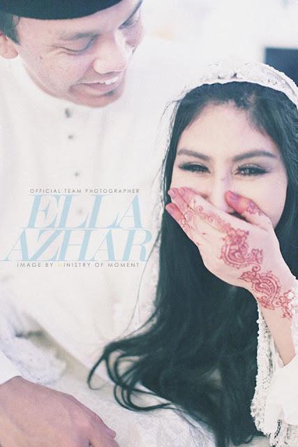 perkahwinan Ella ratu rock Malaysia