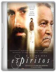 O Filme dos Espíritos – DVDRip AVI + RMVB Nacional