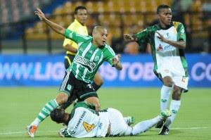 Atlético Nacional ganó pero no pudo llegar a la final de la Liga Postobón