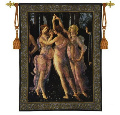 The Three Charities Or Graces Image