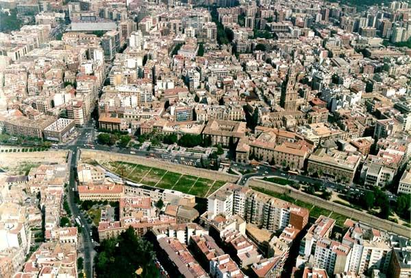 Murcia, panorámica