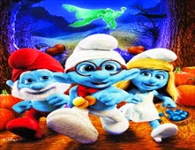 فيلم The Smurfs: The Legend of Smurfy Hollow
