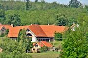 Az épülő Bárdudvarnoki Faluház és kulturális központ