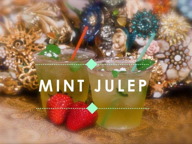 mint julep, kentucky derby