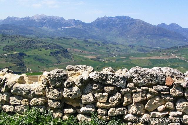 Ciudad romana de Acinipo