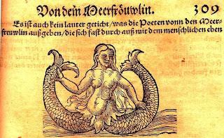 Zeemeermin-voorstelling uit 1565