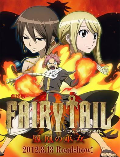 Fairy Tail la película: la Doncella del Fénix (2012)