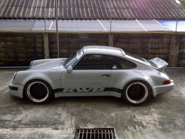 Fourtitude com - Poll: Rauh Welt Porsches: 911/964 vs 993