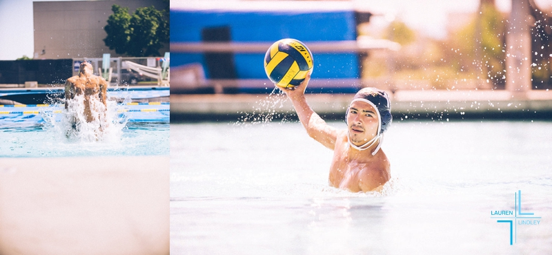 Water Polo Portraits