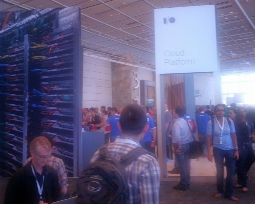 Java IO Exhibit Hall