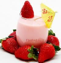 Фото: Молочный коктейль (виктория)