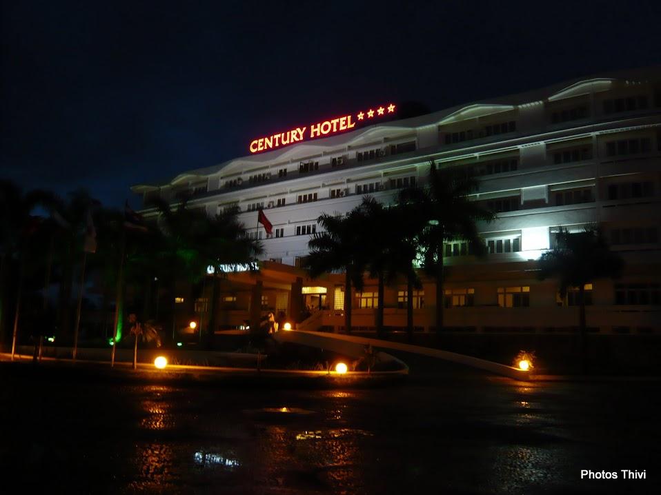 Century Hotel, rue Lê Loi