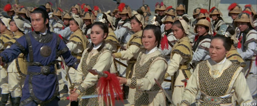 The 14 Amazons (1972)