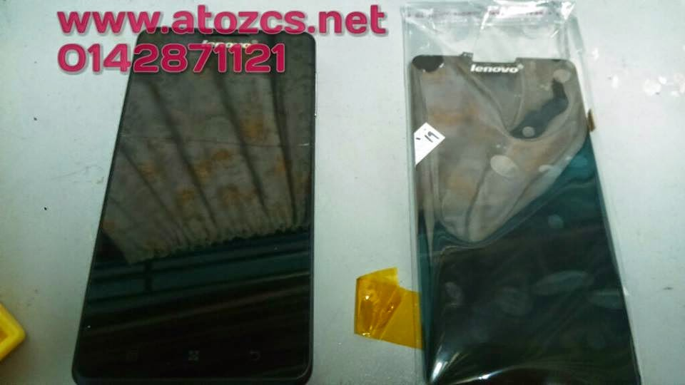 Lenovo 780 LCD Digitizer Screen Replacement
