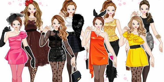 fashion star dress up games online girls games only dress