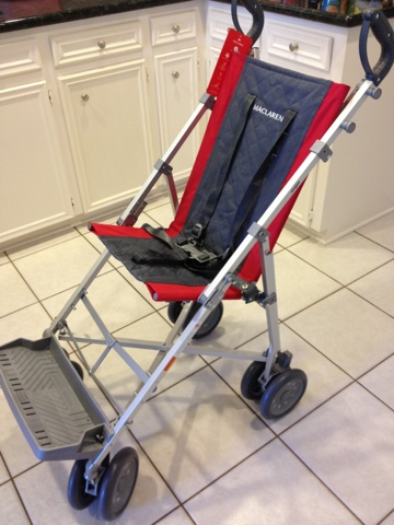 a day in the life of reagan leigh stroller review maclaren major