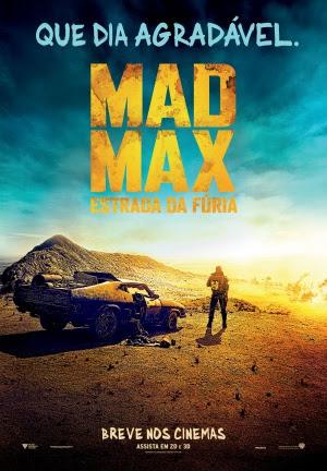 Filme Poster Mad Max: Estrada da Fúria HDTS XviD & RMVB Dublado