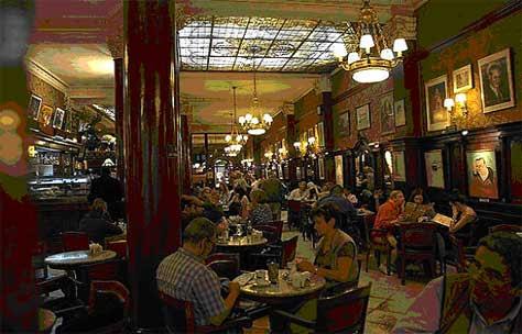Café Tortoni (Avenida de Mayo, 829)