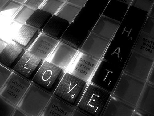 LOVE vs. HATE: Archives