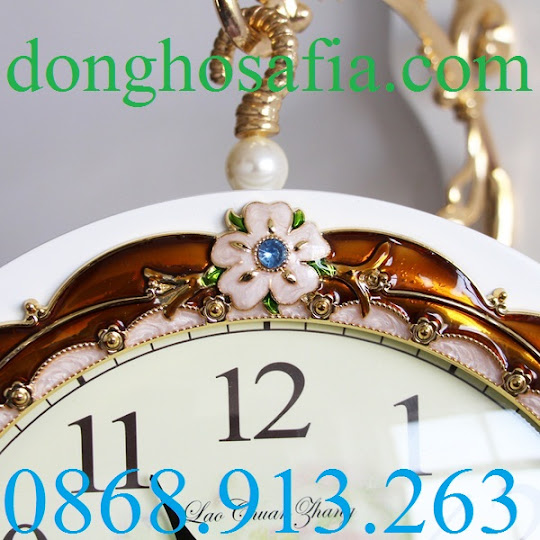 Đồng hồ treo tường Old Captain 2026 DTTB001