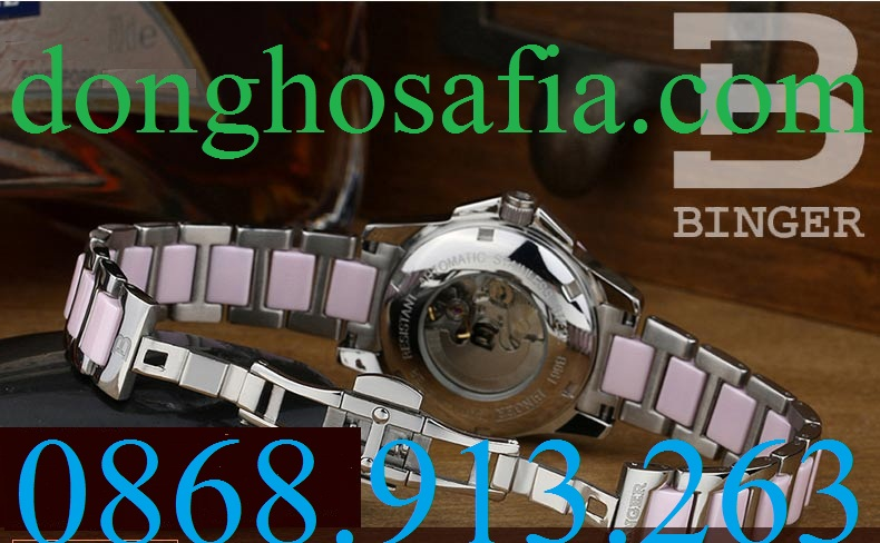 Đồng hồ nữ cơ Binger B861 BG103