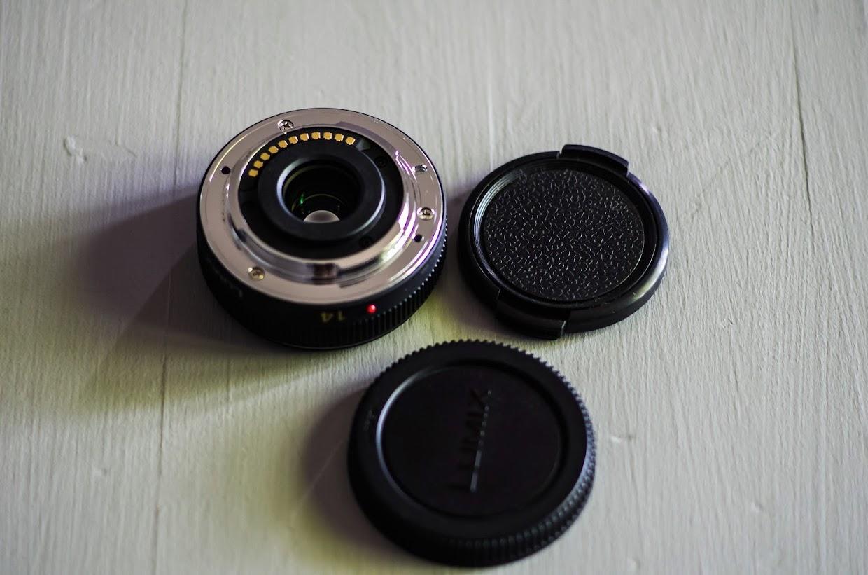 [VENDU] PANASONIC Lumix 14mm f2.5 - 125€ PK5_6656