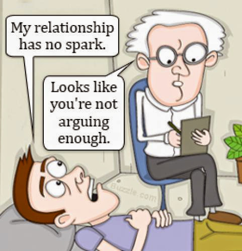 Is Arguing Healthy For Relationships