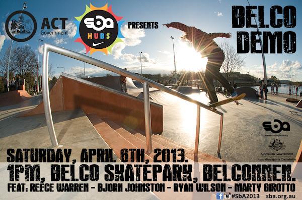 Belco Demo 6 April 2013