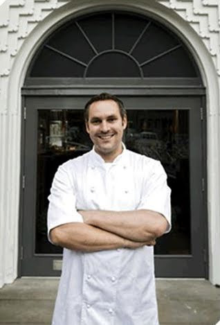 Chef Patron Dominic Jack.
