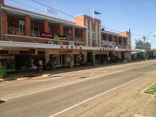 Streets of Winton