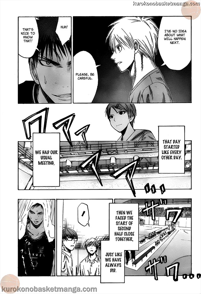 Kuroko no Basket Manga Chapter 48 - Image 17
