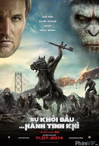 Sự Khởi Đầu Của Hành Tinh Khỉ - Dawn Of The Planet Of The Apes poster